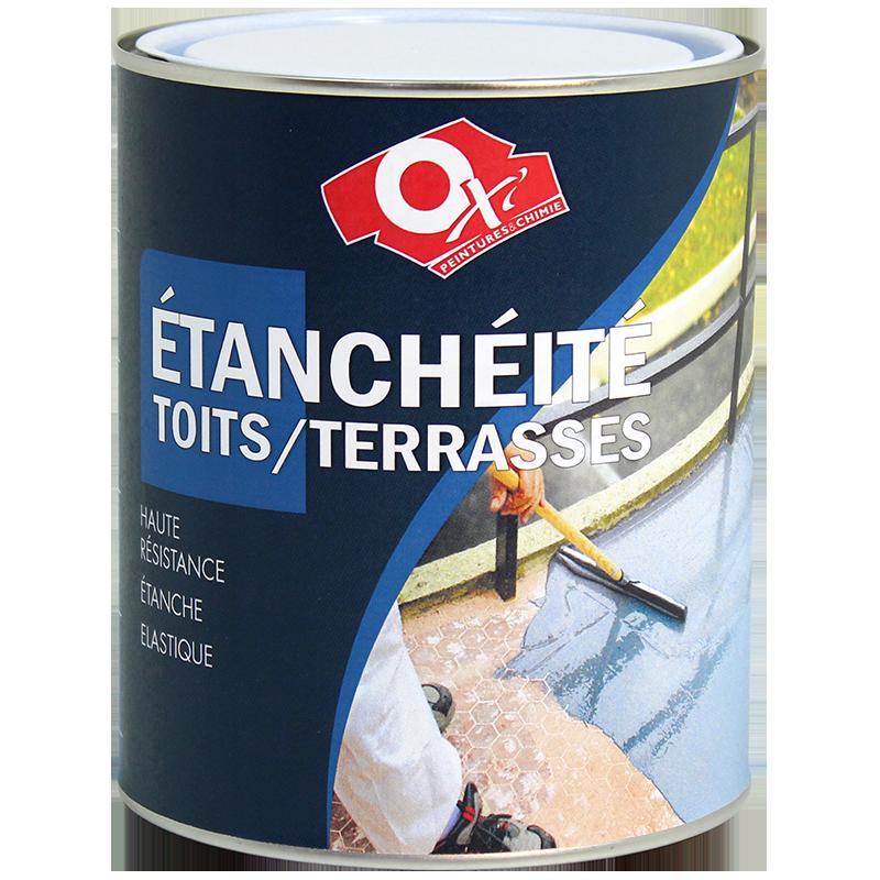 Superior rendre une terrasse etanche 12 packetancheite - Comment rendre une terrasse etanche ...