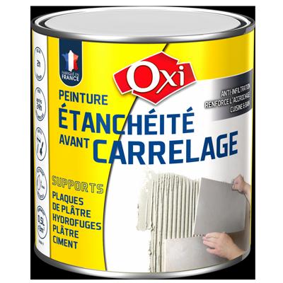 Oxi peinture tanch it avant carrelage - Dip etanche avant carrelage ...