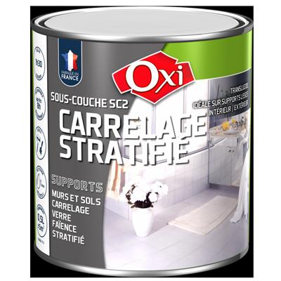 oxi sous couche sc2 carrelage stratifi. Black Bedroom Furniture Sets. Home Design Ideas
