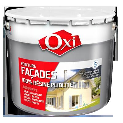 Oxi Peinture Façade Pliolite