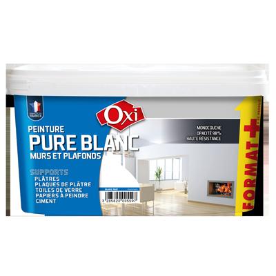 Oxi Pure Blanc Murs Et Plafonds